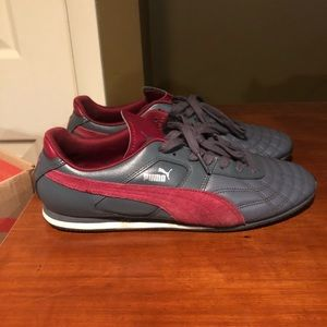 Puma sneakers for sale.
